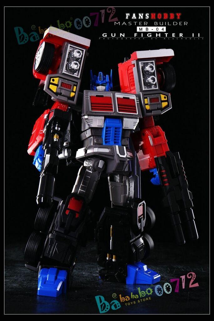 Die spielzeug - fanshobby mb-04 killer baumeister idw optimus prime neue