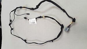 Peugeot 207 CC 16 Petrol 5FS Wiring loom harness 9664962080 ref711