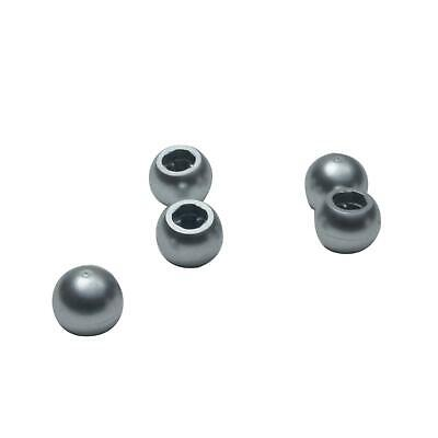Lego Lot of 5 New Black Technic Ball Joints Pieces