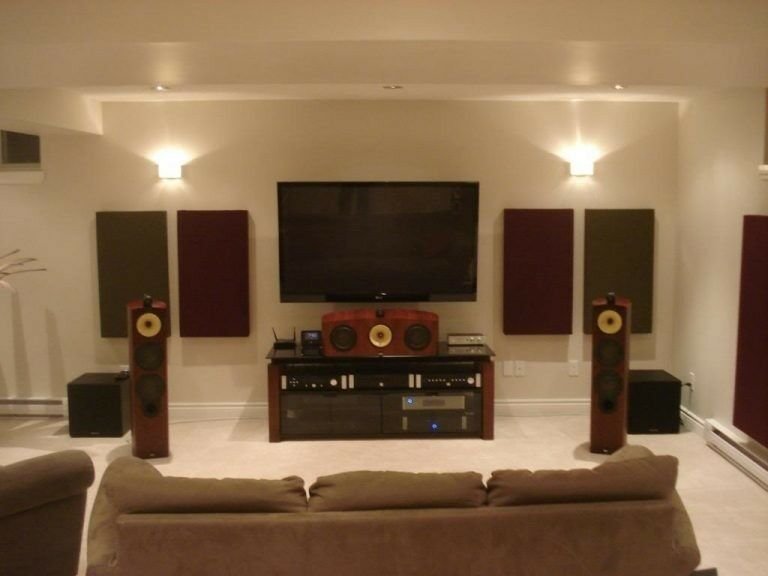 8X SALE NEW FABRIC ceiling wall acoustic panel sound studio home absorption
