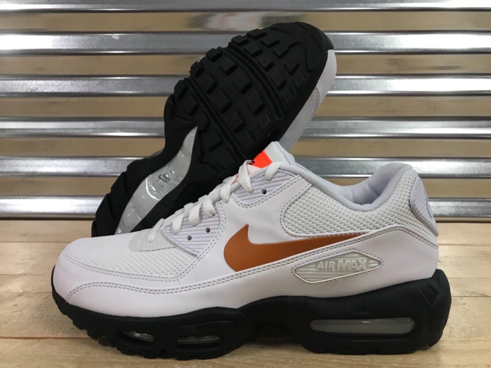 Nike Patta x Air Max 95 95 95   90 iD Hybrid scarpe bianca nero oro SZ 11 (CJ7193-991) d5df8e