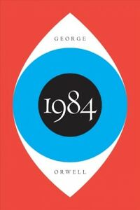 1984-Hardcover-by-Orwell-George-Brand-New-Free-shipping-in-the-US