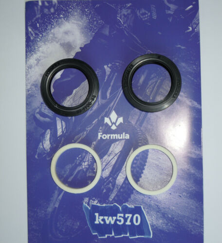 Formula Parapolvere spugnette//Seal Kit x Forcelle Thirty3 33mm SB40008-00
