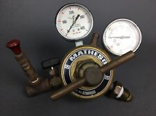 Matheson 22289-1 + USG 19765-1 Gauge Set With Matheson 9-350 Regulator
