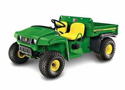 John Deere TX /& TX Turf Gator Utility Vehicles Shop CD Repair Manual TM2241CD