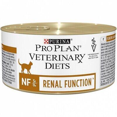 Mousse Purina Pro Plan Veterinary Diets Feline Nf Gatti Con Malattia Renale Vari Stili