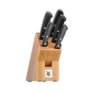 WMF Classic Line Messerblock bestückt Küchenmesser Messerset Küchenmesser 6tlg