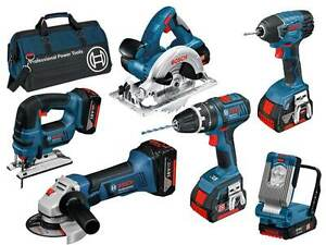 Bosch-18v-6-Piece-Cordless-Tool-Kit-with-3-x-4-0Ah-in-Bag-0615990G8K