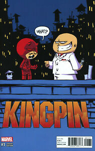Defenders #1 Skottie Young Variant NM Marvel Comic Iron Fist Luke Cage Daredevil