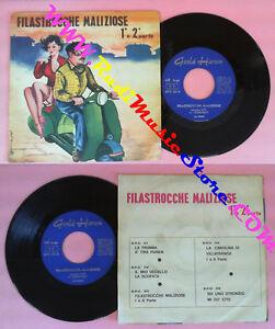 LP-45-7-039-039-FIFI-039-E-I-SINISTRATI-Filastrocche-maliziose-1967-GOOLD-HAREM-no-cd-mc