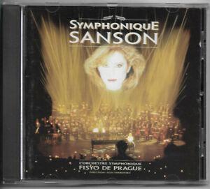 Cd - Symphonique Sanson