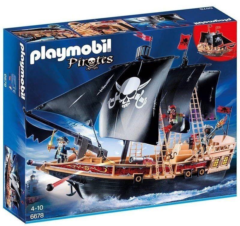 Playmobil 6678 - Buque Corsario - NUEVO