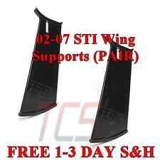 Perrin Subaru 02-07 WRX STi Spoiler Wing Stiffi Support / Rally / SET OF TWO