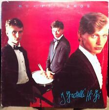 "HI FI BROS i fratelli 12"" EP VG+ EXIT M 503 Vinyl 1981 Record ITALY Italo Disco"