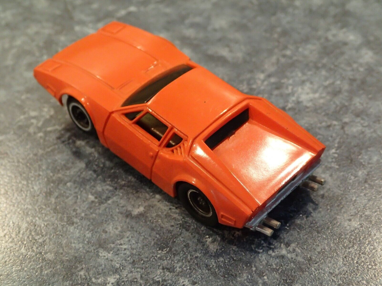 VINTAGE TYCO Pro Ford Pantera Orange Nº 8816 ho slot car