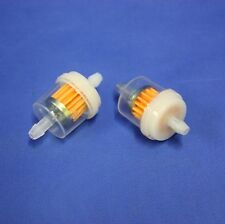 NEW OEM (2) Gas Fuel Filter Arctic Cat 90 DS90 Can-am Bombardier 90