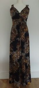 bf1846d8e30c9 Image is loading NEW-LOOK-MATERNITY-MAXI-DRESS-SIZE-UK-10