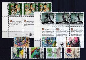UNO-Genf-gestempelt-Jahrgang-1989