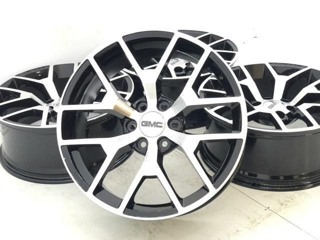 chr gmc tires inch product package rims oemwheelplus wheels chrome