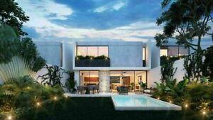 Casa en PRE-VENTA en la privada Nadira