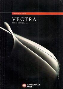 Vauxhall-Vectra-Mk1-1995-96-UK-Market-Fleet-Launch-16pp-Sales-Brochure-4-dr-5-dr