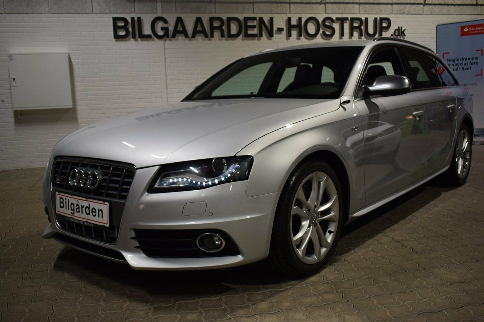 Audi S4 3,0 TFSi Avant quattro S-tr. 5d