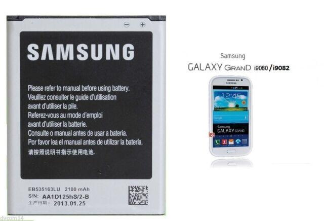 original battery samsung galaxy grand duos i9082 origin eb535163lu rh ebay com Samsung GT-I9082 Samsung Galaxy Dual Sim