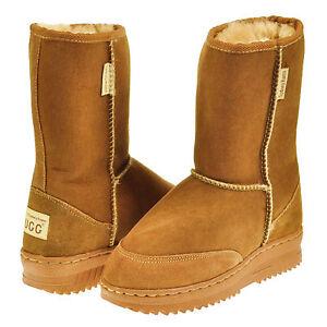 87fb34ee721 BNWT Sydney Rams Women's Men's Outdoor Ugg Short Boots Genuine ...