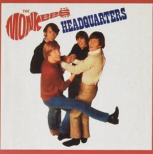 NEW-CD-Album-The-Monkees-Headquarters-Mini-LP-Style-Card-Case