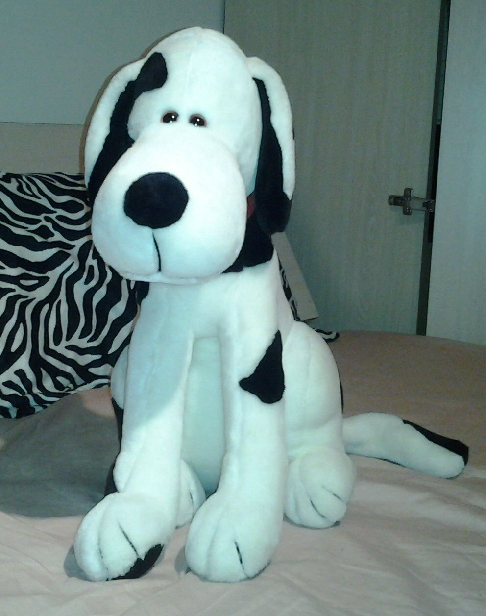 Rare 1997 Dalmation Puppy Dog Spot Plush Creations 18 x 21
