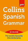 Collins GEM Spanish Grammar by Collins Dictionaries (Paperback, 2006)