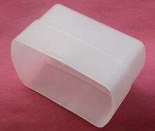 F42AM Flash Softbox Bounce Diffuser Cap Box for Sony F42AM Speedlite