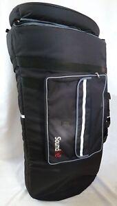 Gig-bag Sac Pour B-tuba 50 Cm Bell 112 Cm Fabr. Pema Made In Slovaquie-afficher Le Titre D'origine MatéRiaux De Choix
