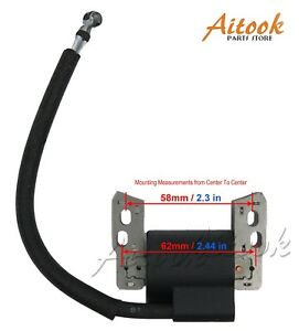 Ignition coil for toro 20494 20495 20716 20713 1998 ebay image is loading ignition coil for toro 20494 20495 20716 20713 altavistaventures Image collections