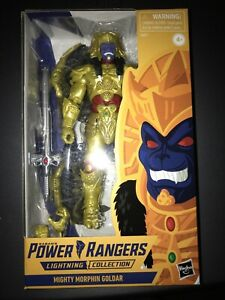 GOLDAR-Mighty-Morphin-Power-Rangers-Lightning-Collection-6-034-Action-Figure-Hasbro