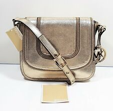 57753b3098c5b0 item 5 Michael Kors Naomi Pale Gold Small Messenger / Crossbody $268 -Michael  Kors Naomi Pale Gold Small Messenger / Crossbody $268