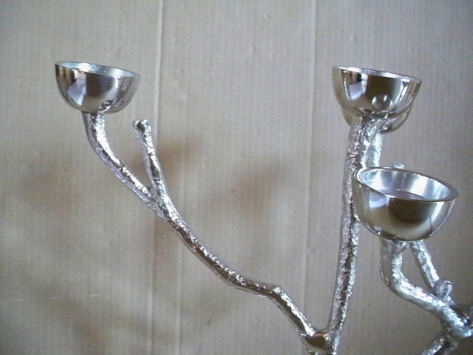 Kerzenhalter Teelichthalter Impressionen LIVING Handarbeit Aluminiumguß Aluminiumguß Aluminiumguß | Offizielle  32015c