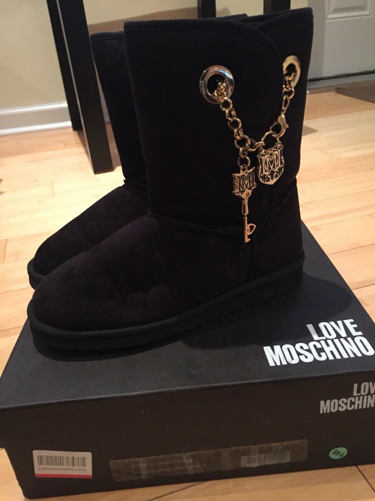 Man's/Woman's styles Love Moschino Boots Various styles Man's/Woman's Modern design Preferred boutique b3af58