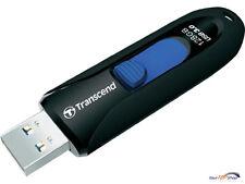 Transcend JetFlash 790 128 GB USB 3.0 Stick 790K TS128GJF790K 128GB schwarz OVP