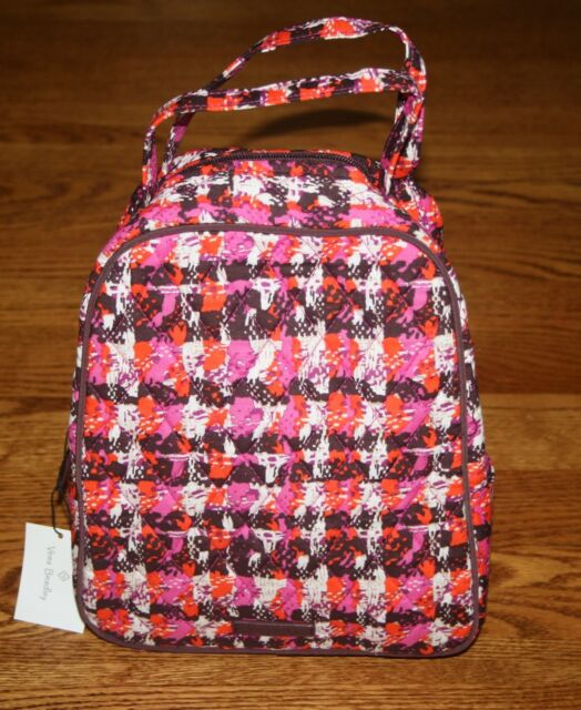 NWT Vera Bradley LUNCH BUNCH insulated bag tote sack case box cooler Retired ! 0d8d826baee45