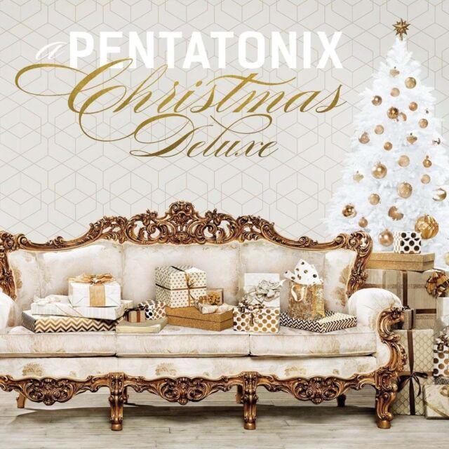 PENTATONIX Christmas Deluxe CD BRAND NEW Deluxe Edition 5 New Tracks