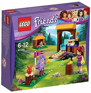 LEGO-Friends-41120-Abenteuercamp-Bogenschiessen-NEU-OVP
