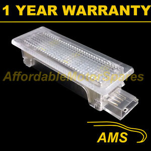 1X FOR BMW 1 SER F20 F21 2011 On 6 WHITE LED SINGLE LAMP FOR GLOVE BOX