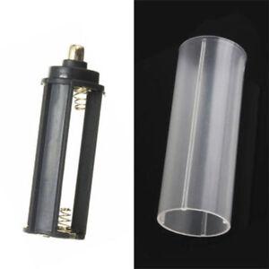 1PC-18650-Battery-Tube-1PCS-AAA-Battery-Holder-for-Flashlight-Torch-Lamp