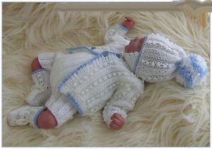 a3fe57f5da54 Baby Boys Knitting Pattern DK 25 TO KNIT Cardigan Hat Trousers ...