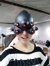 Overwatch Widowmaker Mask cosplay Helmet Emily Rakova FRP Masks For Props