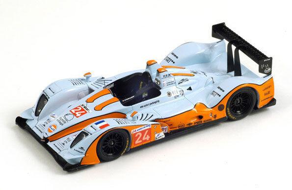 SPARK OAK Pescarolo - Judd OAK Racing  24 Le Mans 2011 Hein, Nicolet S2524
