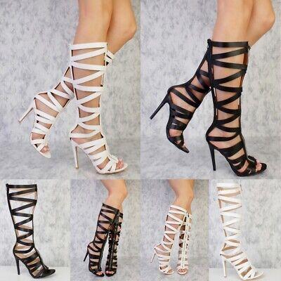 Sexy Gladiator Heels