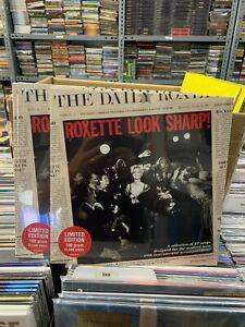 Roxette-LP-Look-Sharpe-Limited-Edition-Clear-Vinyl-2020-Versiegelt