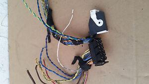 bmw z3 roadster factory stock stereo amplifier amp wiring harness rh ebay com 2003 BMW 325I Wiring Harness BMW Stereo Wiring Harness